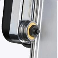 Keencut Steeltrak Vertical A Frame board cutter