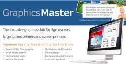 Graphicsmaster – 12 Months Online Subscription