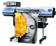 Private: Roland VersaCAMM VS-300i Print and Cut Machine