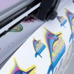 Mimaki CJV150 Series Cut