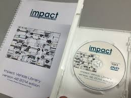 Impact Vehicle Outline Library