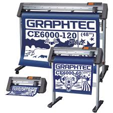 Graphtec cutting plotter ce6000-60 manually