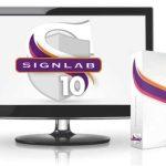Signlab Version 10
