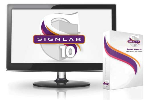 Signlab Version 10