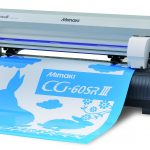 Mimaki CG-60SRIII Series Vinyl Cutter