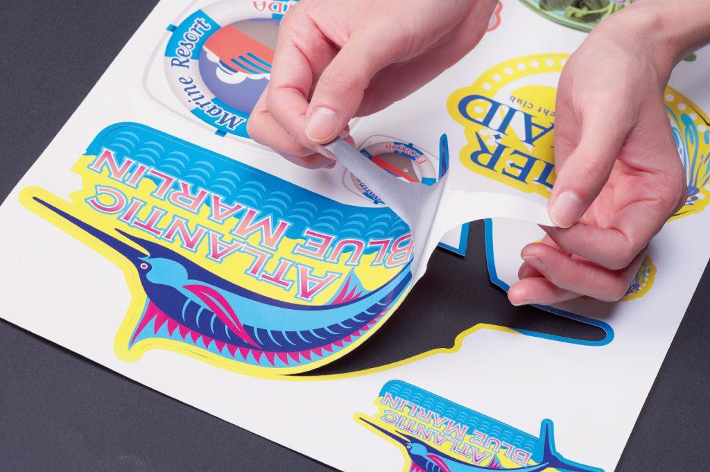 Mimaki CG Series Vinyl Cutters halfcut