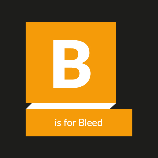 Our A to Z of Wide Format – B is for Bleed