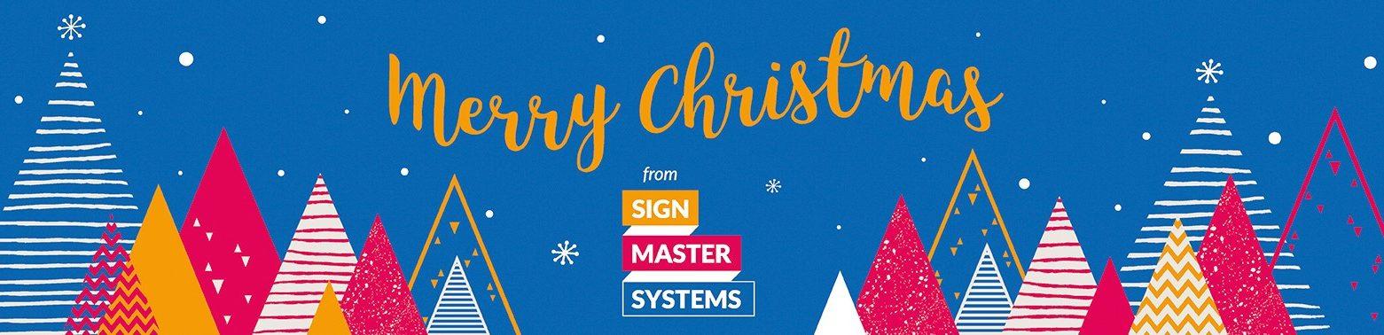 Signmaster Christmas 2018