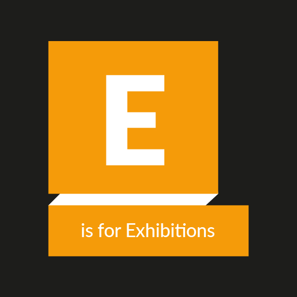 Our A to Z of Wide Format – E is for Exhibitions