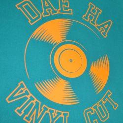 Dae Ha One-Flex Fast Weed T-shirt Vinyl