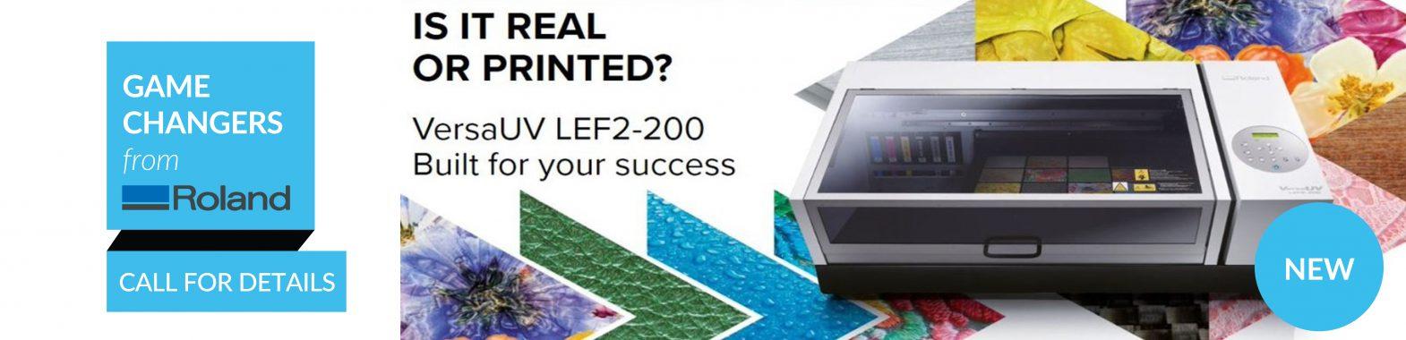 Roland LEF2-200