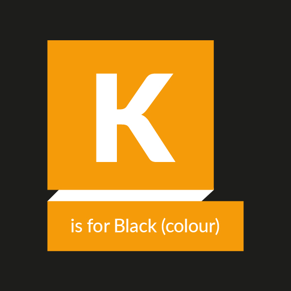 Our A to Z of wide format – K is for Black