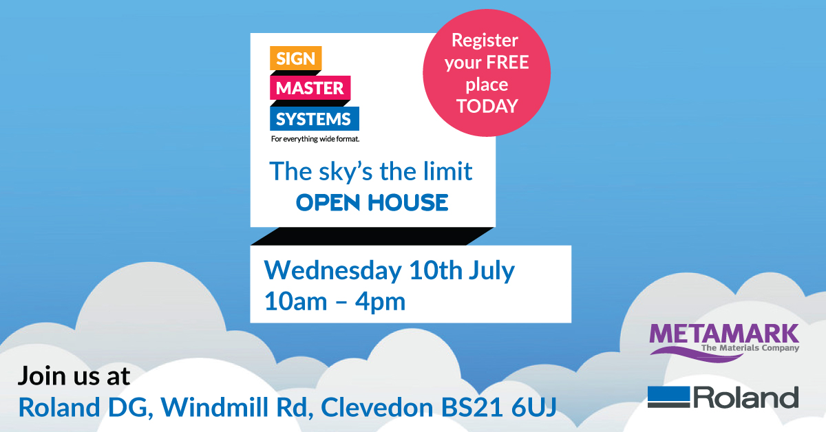 The Sky's the Limit Open House Event at Roland