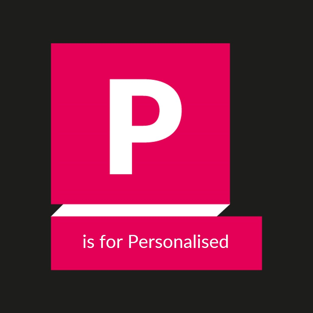 OUR A TO Z OF WIDE FORMAT – P IS FOR PERSONALISED PRODUCTS