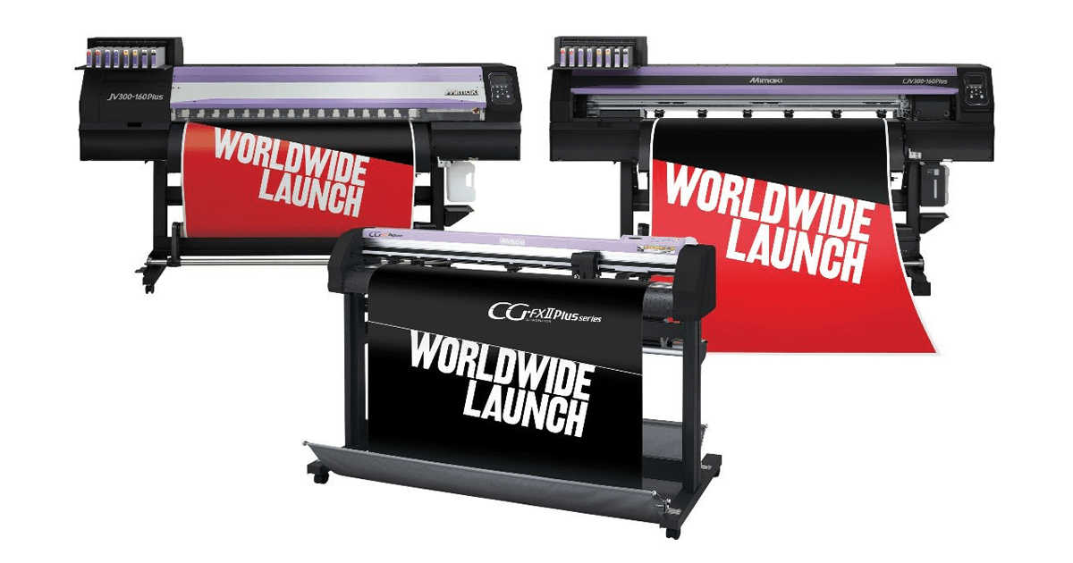 Hybrid to unveil new Mimaki technology with worldwide launches at The Print Show