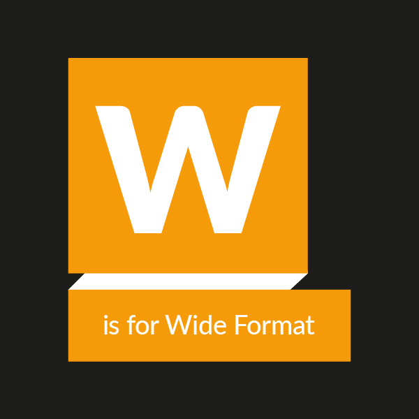 Our A to Z of Wide Format – W is for Wide Format