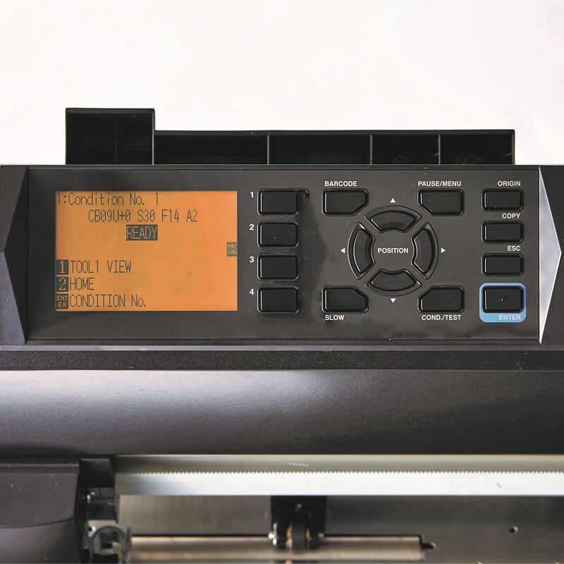 Graphtec CE7000 plotter