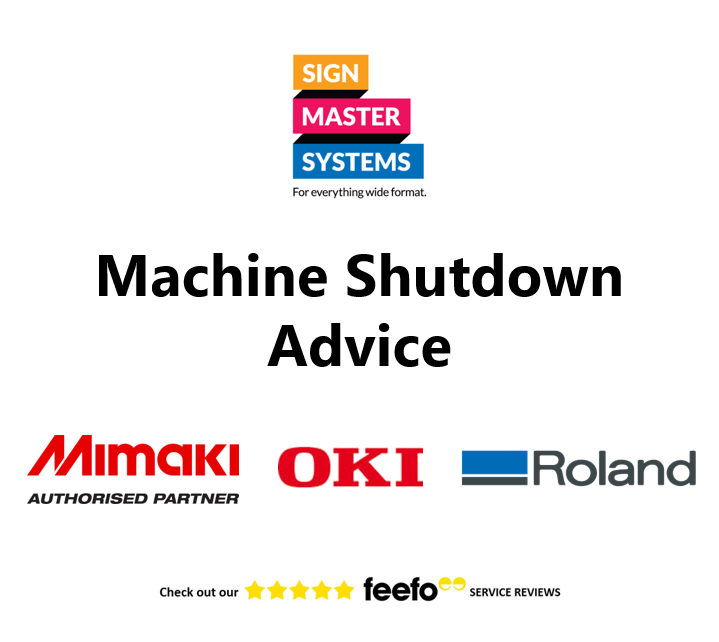 Machine Shutdown Advice