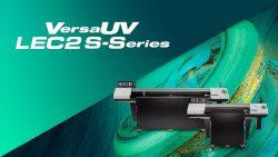 Roland VersaUV LEC2 S-Series (Flatbed)