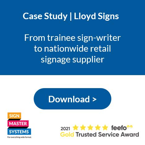 Customer Case Study | Lloyd Signs