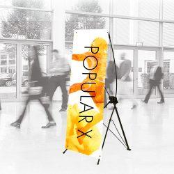 Popular X banner