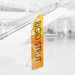 Rigid Strut banner