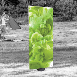Outdoor Tension X banner