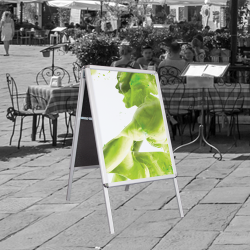 Outdoor A Poster frame